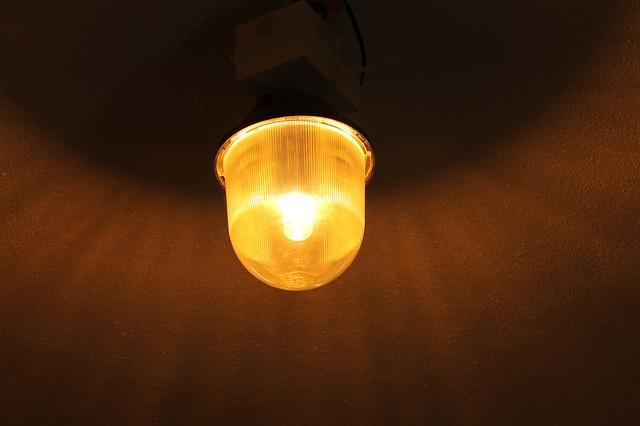 staré světlo
